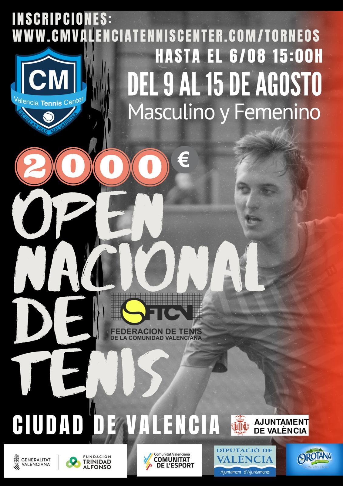 Open Nacional de Tenis 1