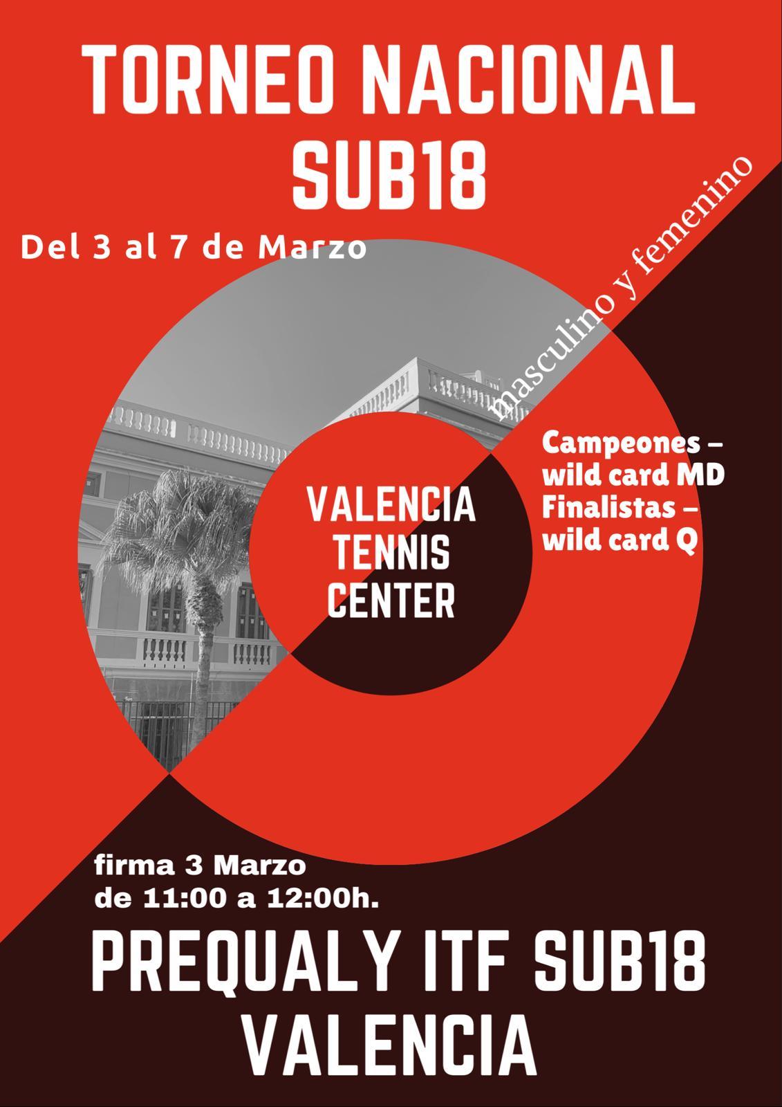 Torneo Nacional Sub18 Prequaly ITF 1