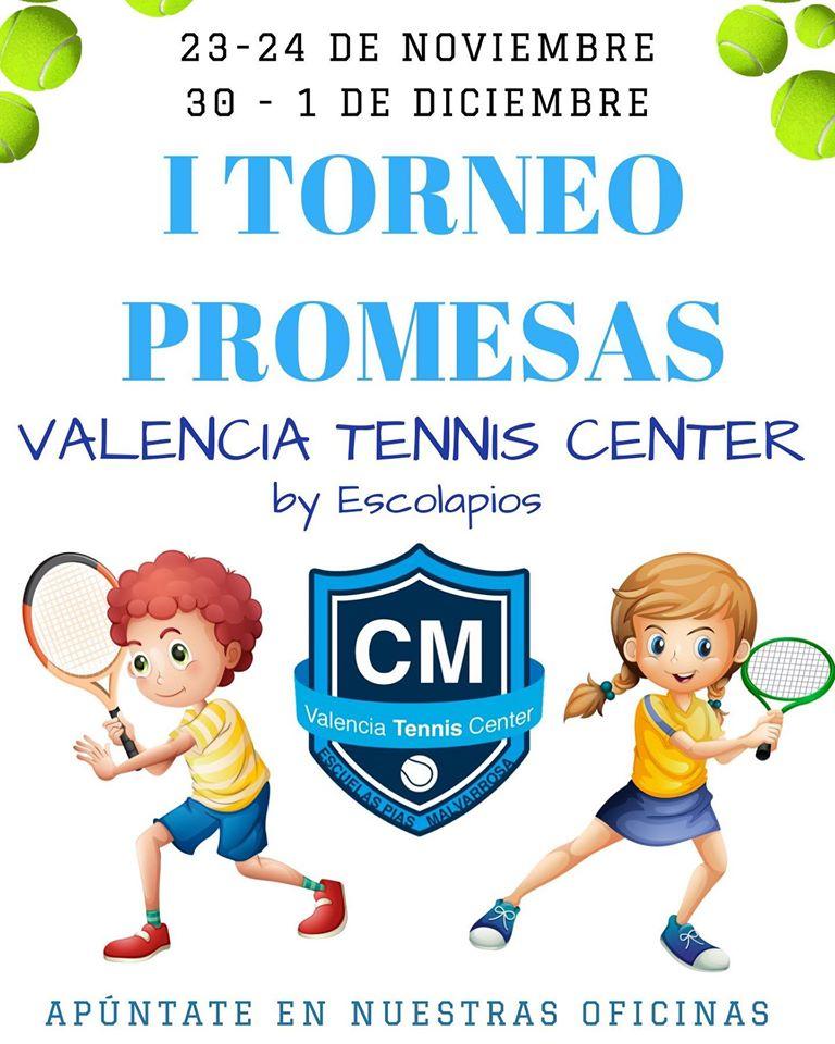 I Torneo Promesas del 23 de noviembre al 1 de diciembre