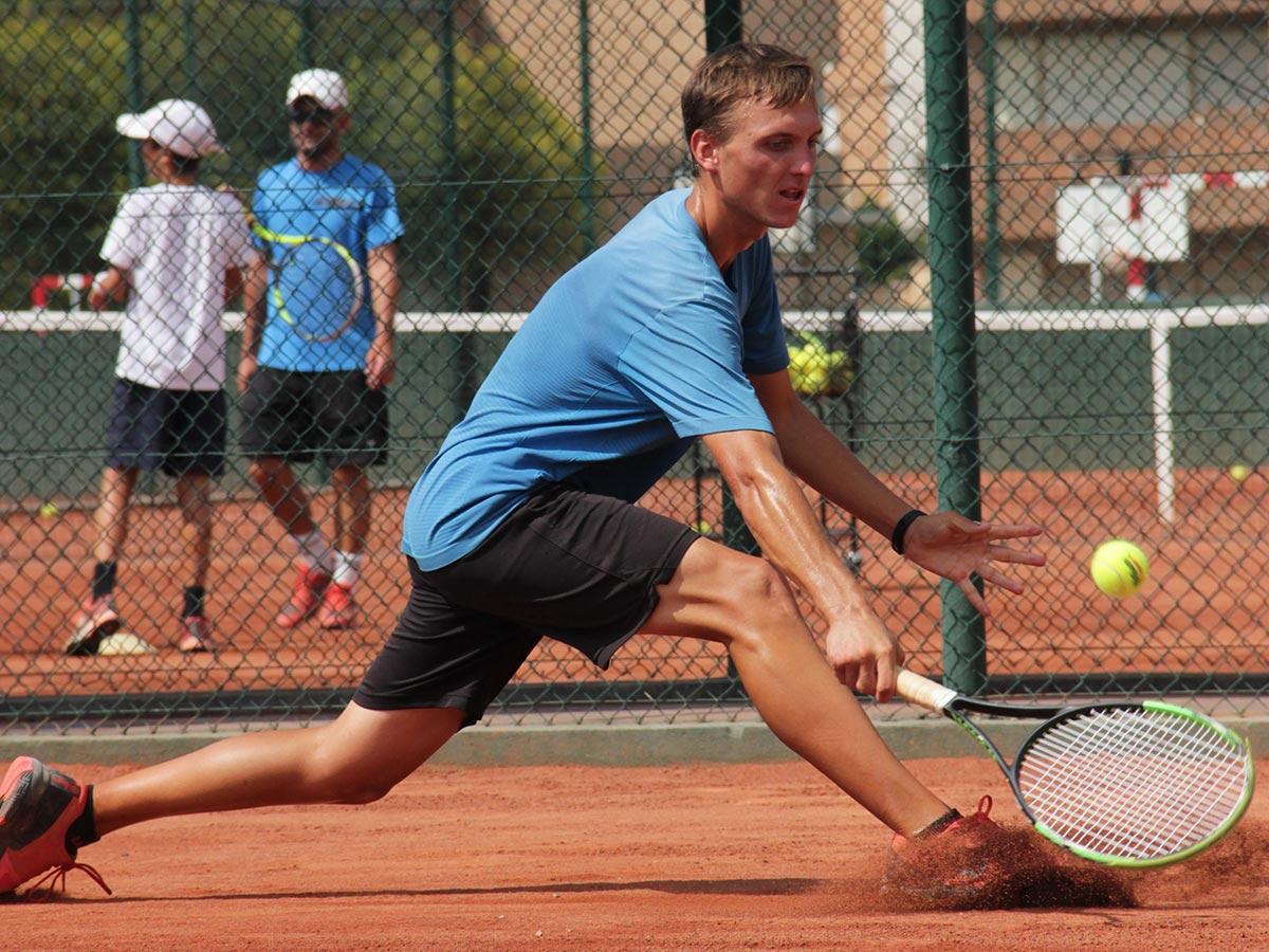 Academia de Tenis en Valencia