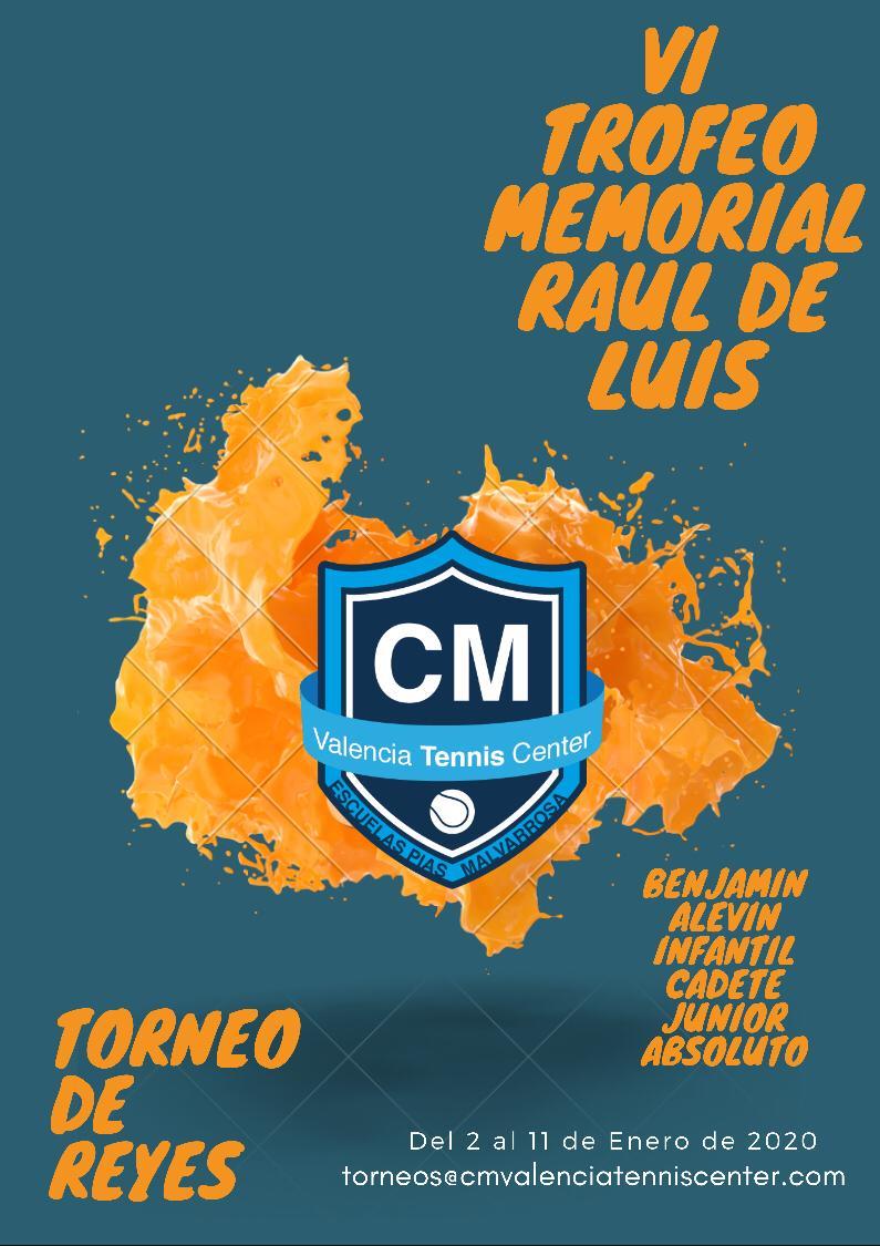 Torneo de Reyes Trofeo Memorial Raul de Luis 1