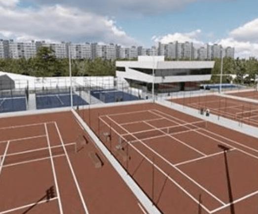 Academia de Tenis en Valencia.