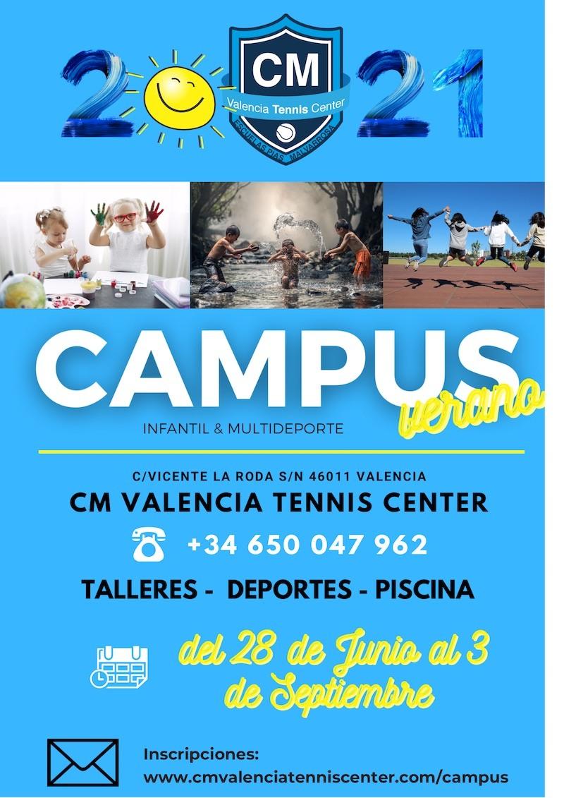 Campus de Verano 2021 1