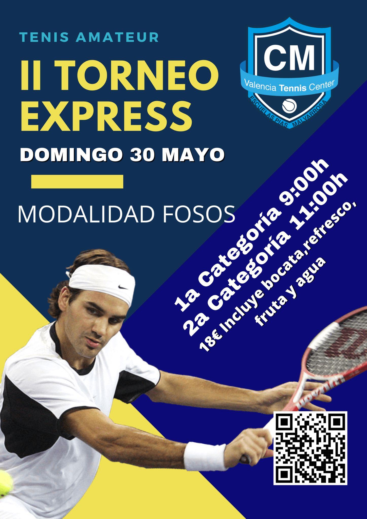 Torneo de Tenis Absoluto Amateur 1