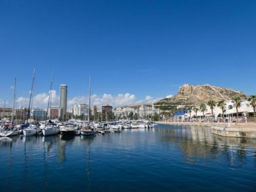 Comunidad Valenciana - Puerto de Alicante